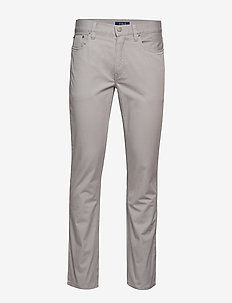 VARICK SLIM STRAIGHT - PEAK GREY