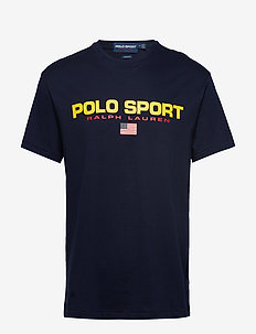 Classic Fit Polo Sport Tee - CRUISE NAVY