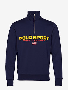 Polo Sport Half-Zip Sweatshirt - CRUISE NAVY