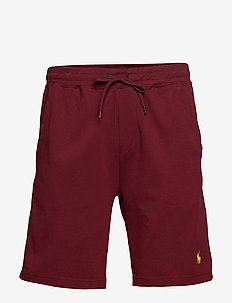 Cotton Interlock Shorts - CLASSIC WINE