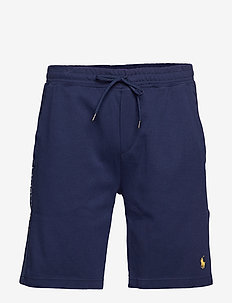 Cotton Interlock Shorts - FRENCH NAVY