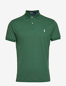 The Earth Polo Shirt - STUART GREEN