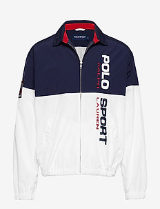 Polo Sport Windbreaker - CRUISE NAVY/ PURE