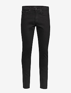 Eldridge Skinny Stretch Jean - HDN BLACK STRETCH