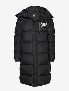 EL CAP JKT 2-DOWN FILL-JACKET - POLO BLACK