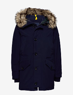 ANNEX JKT-DOWN FILL-JACKET - CRUISE NAVY