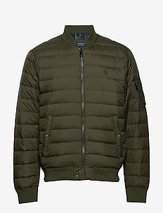 Packable Bomber Jacket - bomber jackets - company olive