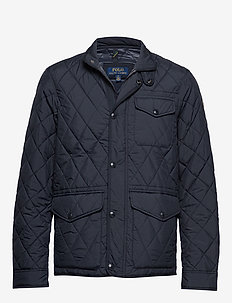 DARTMOUTH QL-POLY FILL-JACKET - COLLEGE NAVY
