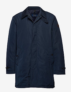 COMMUTERCOAT-POLY FILL-COAT - AVIATOR NAVY