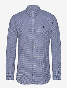PERFORMANCE POPLIN-CU BD PPC SP - 4037A BLUE/WHITE