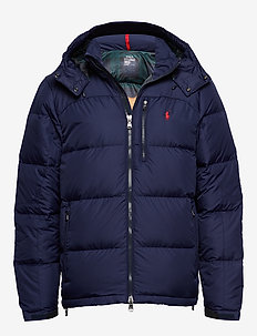 EL CAP JKT-DOWN FILL-JACKET - CRUISE NAVY