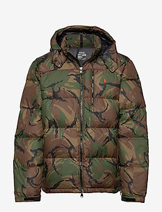 EL CAP JKT-DOWN FILL-JACKET - BRITISH ELMWOOD C