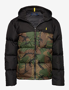 JACKSON JKT-POLY FILL-JACKET - NEW CLS BLK/ BRTS