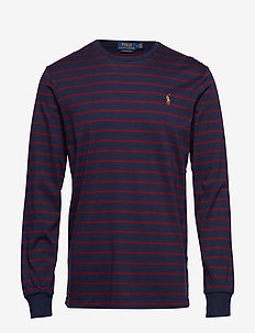 LSYDCNCMSLM3-LONG SLEEVE-T-SHIRT - FRENCH NAVY/CLASS