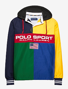 Polo Sport Rugby Pullover - MULTI