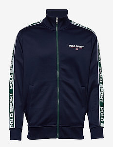 Polo Sport Track Jacket - CRUISE NAVY