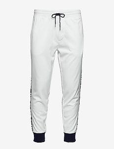 Polo Sport Track Pant - joggingbyxor - pure white
