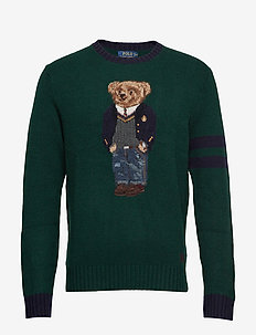 LS CN-LONG SLEEVE-SWEATER - FORREST ST ANDREW