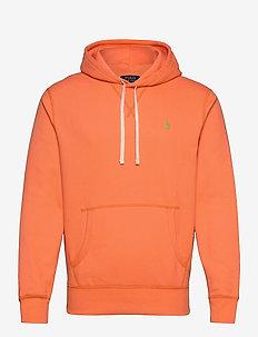 Fleece Hoodie - basic sweatshirts - classic peach/c53