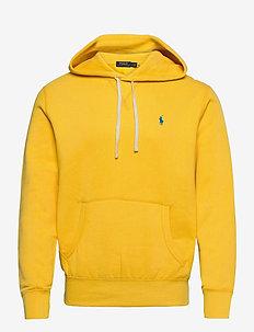 Fleece Hoodie - basic-sweatshirts - yellowfin