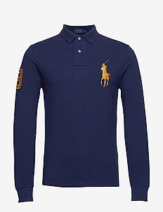 LSKCSLMM2-LONG SLEEVE-KNIT - NEWPORT NAVY