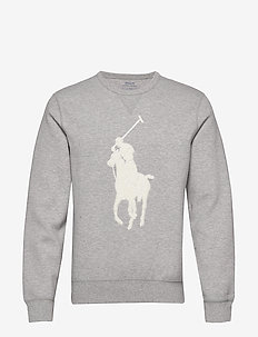 Big Pony Sweatshirt - ANDOVER HEATHER