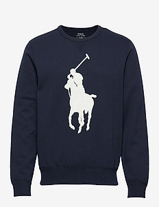 Big Pony Sweatshirt - swetry - aviator navy