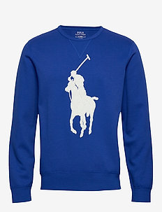 Big Pony Sweatshirt - sweatshirts - pacific royal/c82