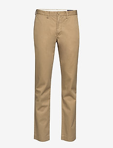 STRAIGHT FIT BEDFORD PANT - LUXURY TAN