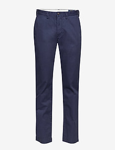 STRAIGHT FIT BEDFORD PANT - chinos - newport navy