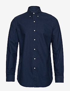 CU BD PPC SP-LONG SLEEVE-SPORT SHIRT - NEWPORT NAVY