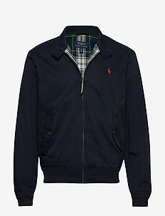 Cotton Twill Jacket - AVIATOR NAVY