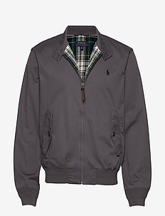 Cotton Twill Jacket - COMBAT GREY