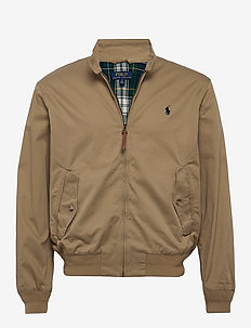 Cotton Twill Jacket - leichte jacken - luxury tan