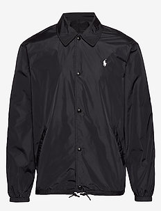 Coach Jacket - POLO BLACK