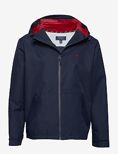 Water-Repellent Jacket - leichte jacken - aviator navy