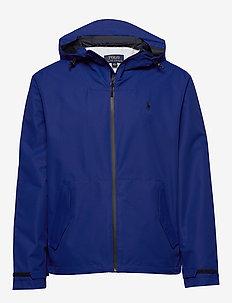 2L PORTLAND FULL ZIP - light jackets - heritage royal
