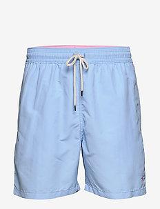 5½-Inch Traveler Swim Trunk - BABY BLUE