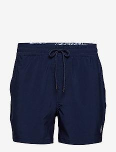 4½-Inch Slim Fit Swim Trunk - NEWPORT NAVY