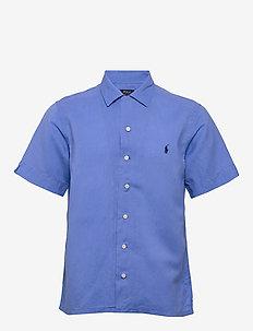 Custom Fit Camp Shirt - basic skjorter - swim shop light b