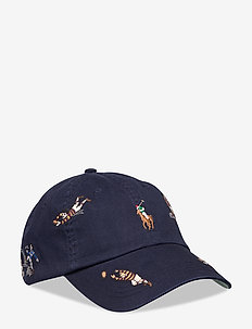 Rugby Player Chino Cap - AVIATOR NAVY W/ R