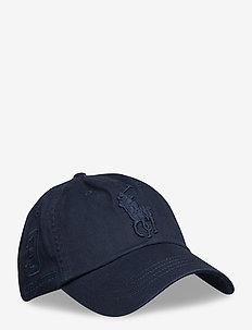 Big Pony Chino Cap - caps - aviator navy