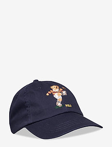 Preppy Bear Chino Cap - AVIATOR NAVY W/ R