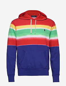 SPA TERRY-LSL-KNT - hoodies - spectra stripe