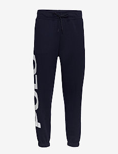 Double-Knit Logo Jogger Pant - sweat pants - aviator navy mult