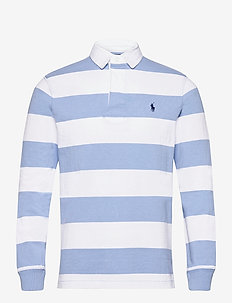 The Iconic Rugby Shirt - long-sleeved polos - chambray blue/cls