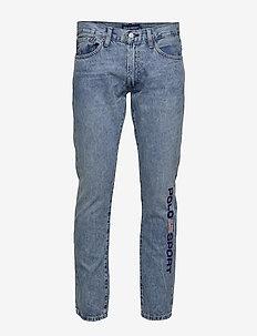 Varick Slim Straight Jean - slim jeans - leightons