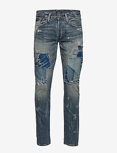 Sullivan Slim Distressed Jean - CORTLIND