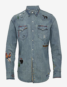 Limited-Edition Western Shirt - ANSEL