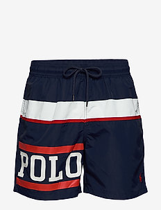 5½-Inch Traveler Swim Trunk - NAUTICAL POLO